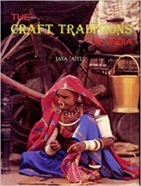 Boeken | Ambachten | India | The Craft Traditions of India - Jaya Jaitly - 1990