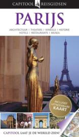 Frankrijk | Boeken | Capitool Reisgidsen Parijs - 2011