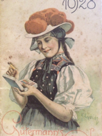 Gütermann  | Agenda 1928