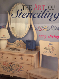 Boeken | Stempelen | The Art of Stenceling - Mary Hickey |
