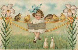 Briefkaarten | Ansichtkaarten | Pasen