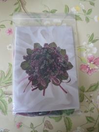 Kralenset bloemen | rocailles