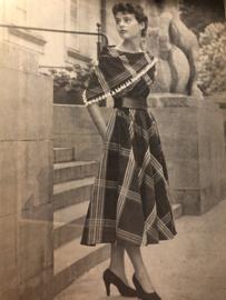1954 | Tijdschrift | Dameswereld - No. 10 - 17e jaargang - 21-05-1954 - MET RADARBLAD