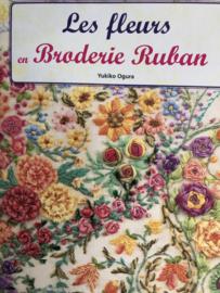 Les Fleurs en Boderie Ruban - Yukiko Ogura