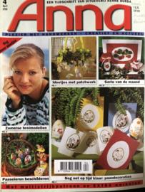 Tijdschriften | Handwerken | Anna: plezier met handwerken 1998 nr. 4  april - PASEN
