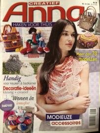 Tijdschriften | Haken | Anna Creatief Haken voor thuis nr. 20 - LENTE