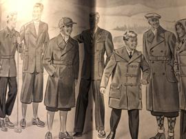 1953 | Tijdschrift | Dameswereld - No. 24 - 16e jaargang - 1-12-1953 - Kragen tips