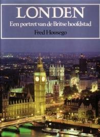 Boeken | Engeland | LONDEN: Een portret van de Britse hoofdstad - Fred Housego