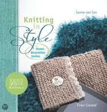 Boeken | Breien | Handmade divas: Knitting in Style - Sanne van Can | Tirion Creatief
