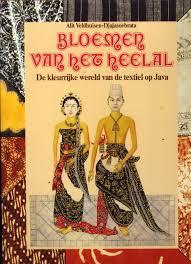 Boeken | Ambachten | Textielkunst | Indonesië | Bloemen van het heelal: de kleurrijke wereld van textiel op Java - 1984