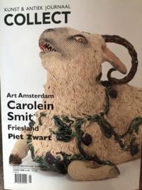 Tijdschriften | Collect: kunst en antiek journaal - 2008, zomer Carolein Smit