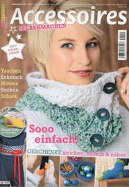 Breien | Tijdschriften | Accessoires Selbermachen Sonderheft AC 010 2015 - Stricken, häkeln & nähen