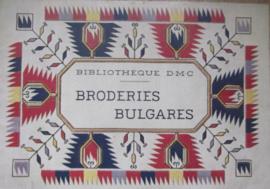 Bibliothèque DMC | Bulgarije | Broderies Bulgares | 1930
