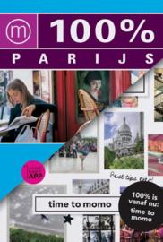 Frankrijk | Boeken | Time to momo - Parijs 100% good time! | inclusief kaart-app