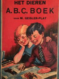 1930 | Het dieren A.B.C. Boek door M. Geisler-Plat