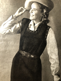 Ariadne: maandblad voor handwerken | 1949 nr. 29 - 3e jaargang - brei & haakpatronen