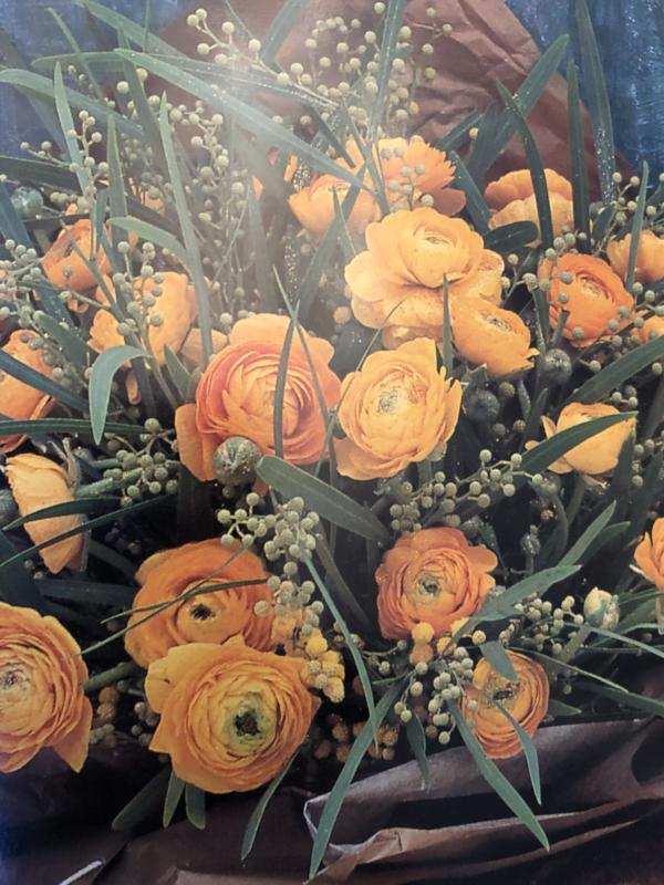Bloemen dagboek
