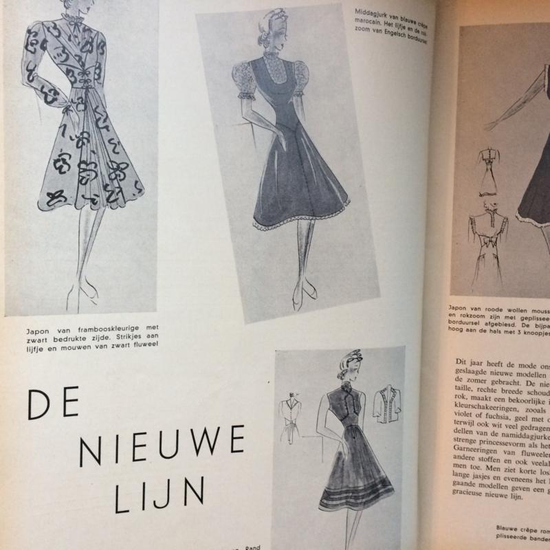 Tijdschriften | Geschiedenis | 1939 - Ingebonden tijdschriften Het Landhuis | 1939