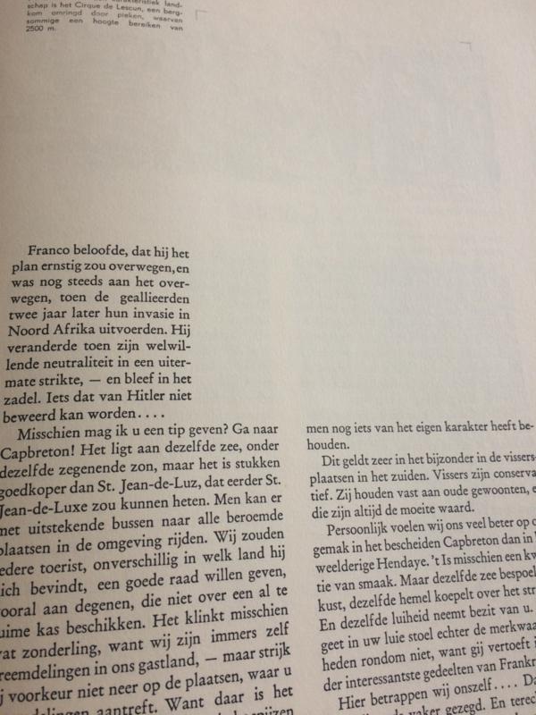Verzamelalbum | Douwe Egberts N.V. Joure (Friesland) en Utrecht | Frankrijk | 1959