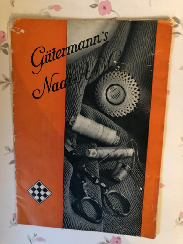 1920 | Gütermann's Naai ABC: handleiding voor het maken van kleeren aan huis