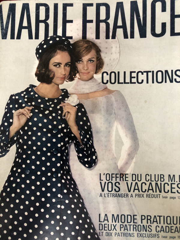 1965 | Marie France Collections - Mars 1965 No. 109