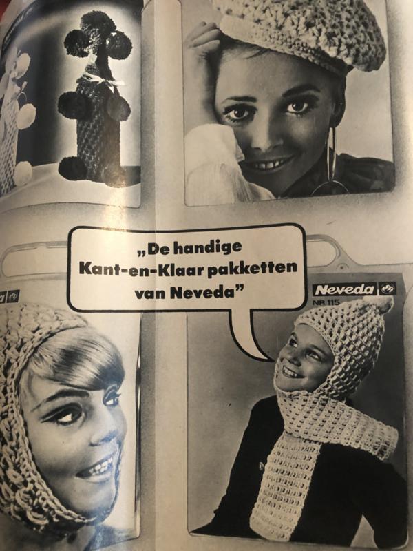 Ariadne: maandblad voor handwerken | 1967 - nr. 250 15 oktober 1967