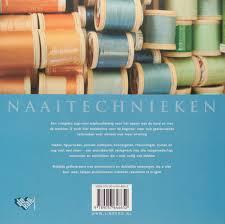 Boeken   Naaien   Naaitechnieken: een geïllustreerde handleiding voor traditionele en eigentijdse technieken