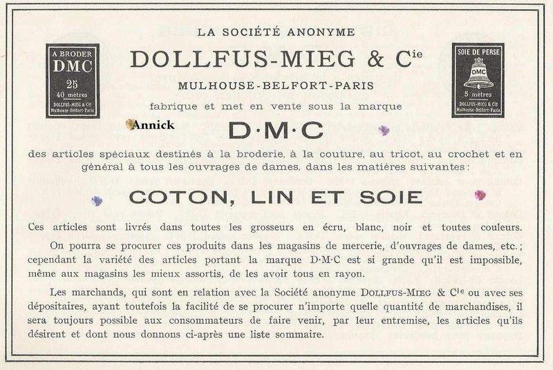 Geschiedenis   Artikel: Geschiedenis van DMC
