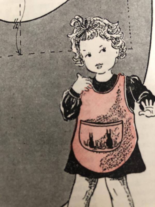 VERKOCHT | 1943 | Boeken | Handwerken | Imova Handwerkboekje - Instituut Miep Olff v. Boven (Oorlogskindje) 1e druk