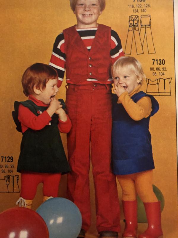 1977 | Marion naaipatronen maandblad | nr. 01 januari 1977 - met radarblad - carnaval, trouwcape