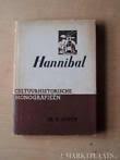 Boeken   Geschiedenis   1947 - Cultuurhistorische monografiën - Hannibal veldheer van Carthago - dr. K. Sprey   SERVIRE Den Haag