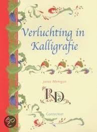 Boeken | Kalligrafie | Verluchting in kalligrafie - Janet Mehingan