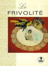 Boeken | Frivolité | Bibliothèque DMC: La Frivolité Réédition 8632-1