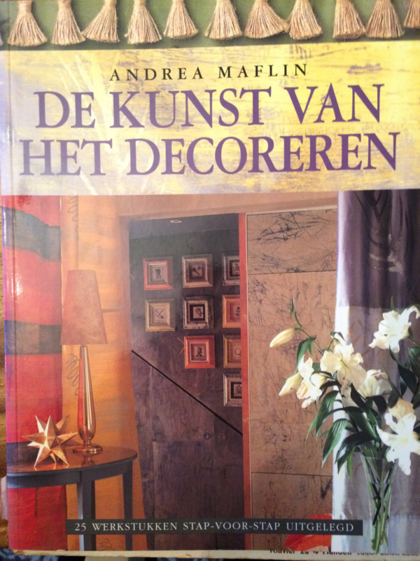 Boeken   Decoreren   De Kunst Van Het Decoreren