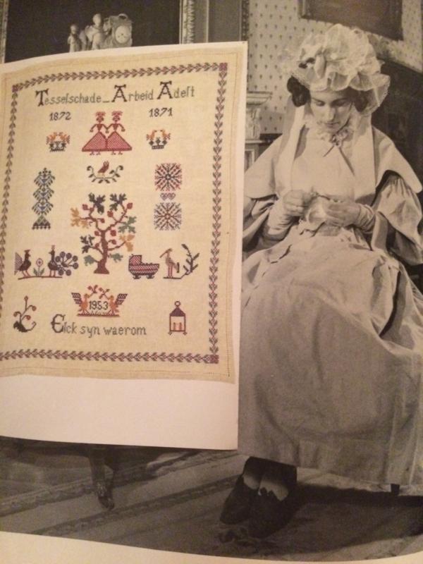 Briefkaart Merkla Tesselschade Arbeid Adelt 1872 - 1871 | jaren '80