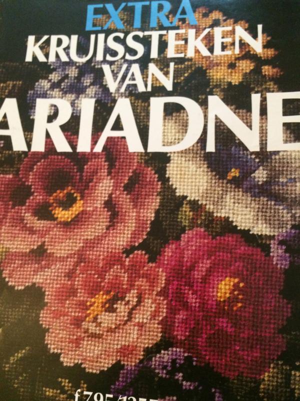 Tijdschrift | Borduren | Kruissteken van Ariadne EXTRA | 1970 - jaren '80