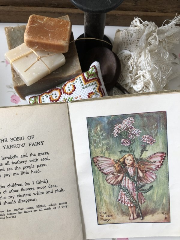 1930 | Flower Fairies of the Summer: Poems and Pictures by Cicely Mary Barker (103 x 139 mm)