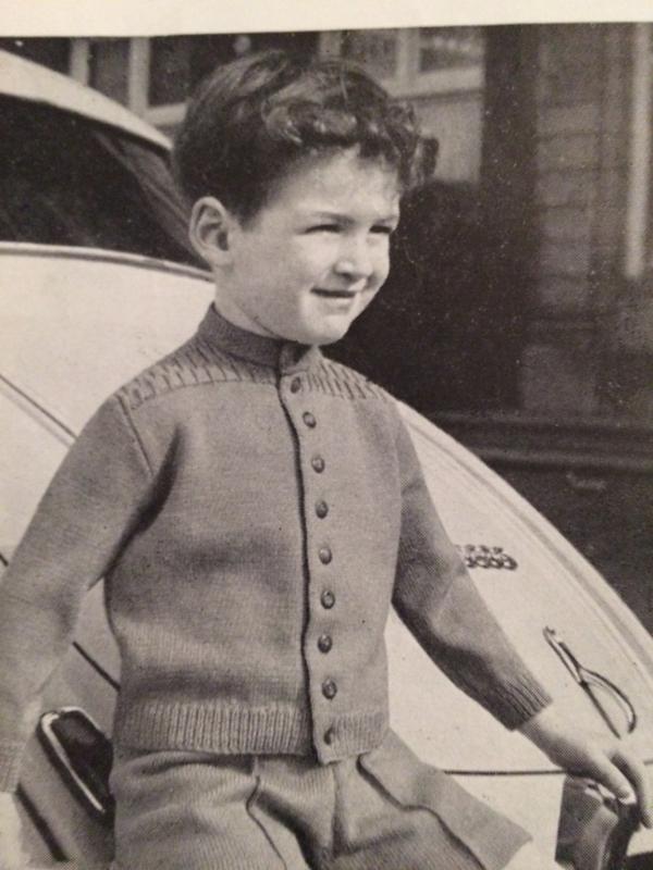 1958 | Breien | Koninklijke Scheepjeswolfabrieken Veenendaal | Passap breigids no. 224 | vintage breipatronen 1958-1959
