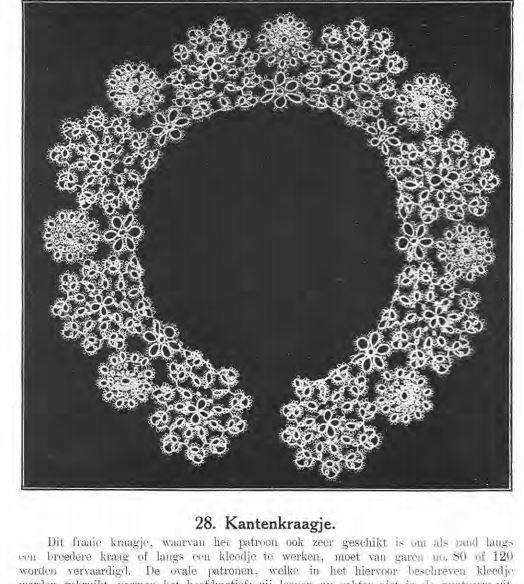 VERKOCHT    Boeken   Frivolité   Beyer's handwerkboeken serie H no. 40   Frivolité 1915-1920