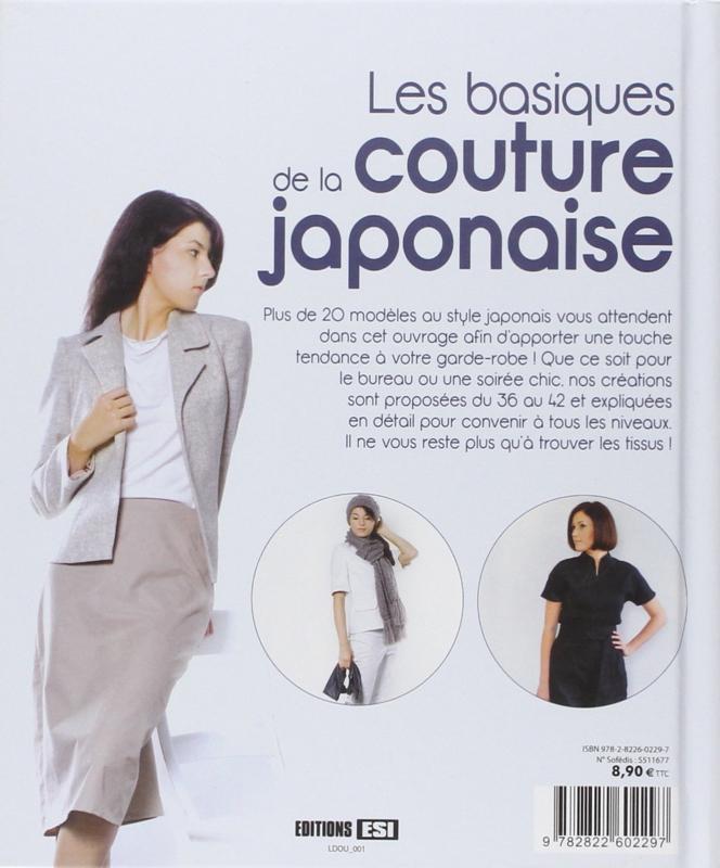 Boeken | Naaien | Les basiques de la couture japonaise | Zelf jurken maken