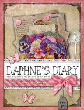 VERKOCHT | Hobby | Tijdschriften | Daphne's Diary: een magazine vol inspiratie en sfeer (brocante) nr. 2 2012