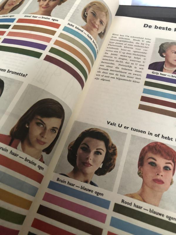 1960 | Margriet Simplicity naaiboek
