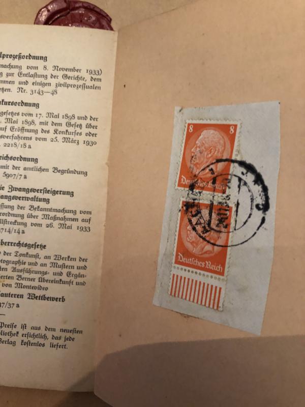 Boeken   Geschiedenis   1938   Hitlergesetze VI Gesetz zur Ordnung der nationalen Arbeit : vom 20 Januar 1934 - Rudolf Bever
