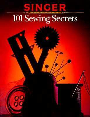 Boeken | Naaien | Singer: Sewing Reference Library 101 Sewing Secrets | 1989