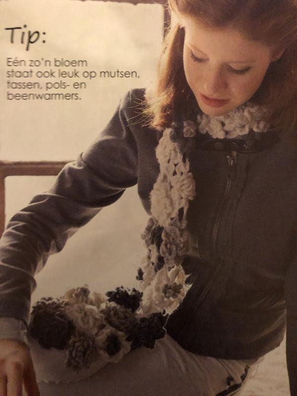 Tijdschriften   Haken   Diana Haakmode: nr. 32 - Zo komt kleur in de winter
