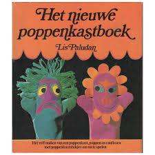 Boeken | Poppen | Het nieuwe poppenkastboek - Poppenkast poppen