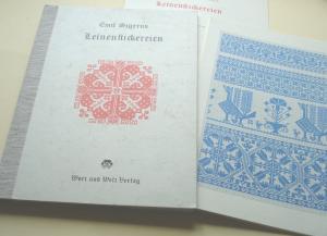1961   Boeken   Kruissteken   Siebenbürgisch-Sächsische Leinenstickereien - Emil Sigerus