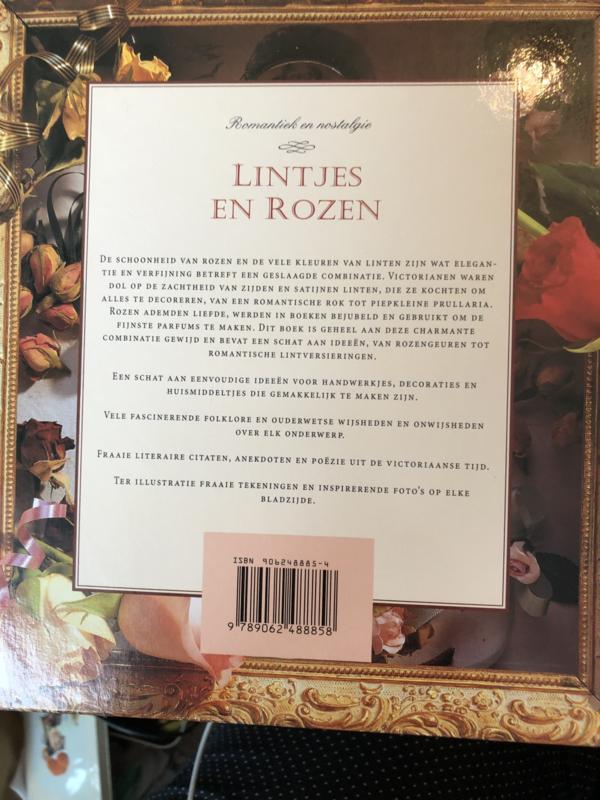 Boeken   Hobby   Lintjes en Rozen: een inspirerende collectie verrukkelijke vrijetijdsbestedingen uit vroeger tijden - Deborah Scheenbeli-Morel
