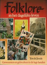 Boeken | Volkskunst | Folklore in het dagelijks leven - 1981