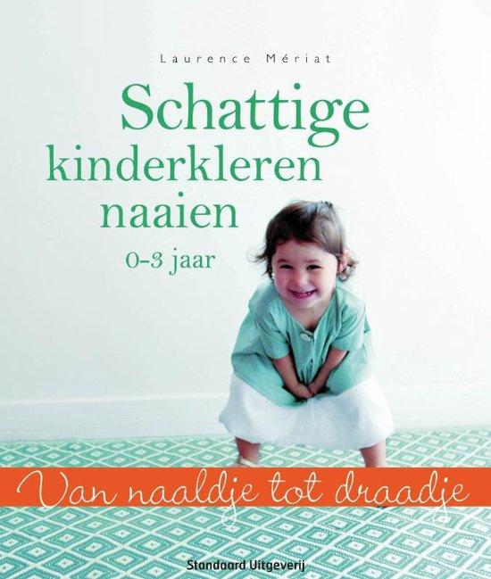 Schattige kinderkleren naaien 0-3 jaar
